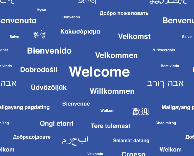 Language solutions for your campaigns arein WellCrea!